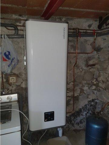 Pose de chauffe eau électrique à Saint-Paul-de-Fenouillet