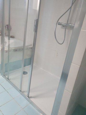 Réalisation d'une douche à l'italienne dans votre salle de bain à Caudiès-de-fenouillèdes (Après travaux)