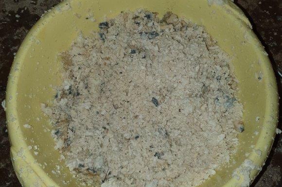 Une bassine de calcaire soit 10 kg en seulement 30 mois