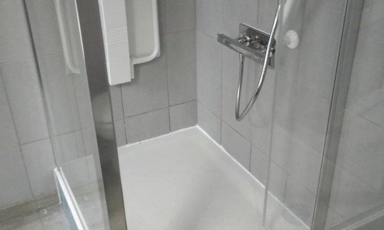 Salle de bain à Saint-Paul-de-Fenouillet